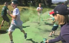 """Race to Build"" color run raises money for affordable housing"