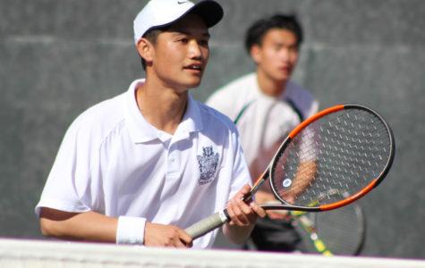 Carlmont boys' tennis faces Menlo-Atherton for Bay Division title