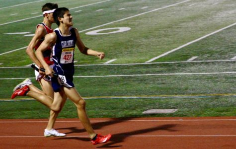 Carlmont's track team accomplishes 3rd place at Arcadia