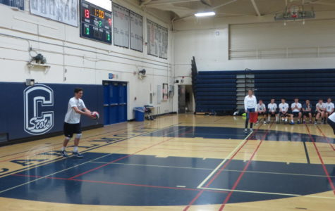 Boys' varsity volleyball takes a flawless victory over Capuchino