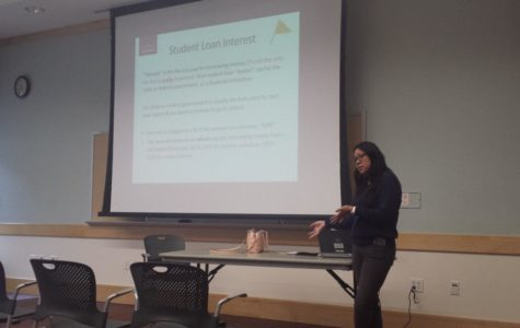Belmont Library hosts college tuition workshop