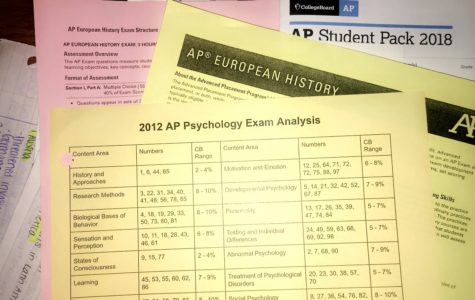 AP test season comes to an end