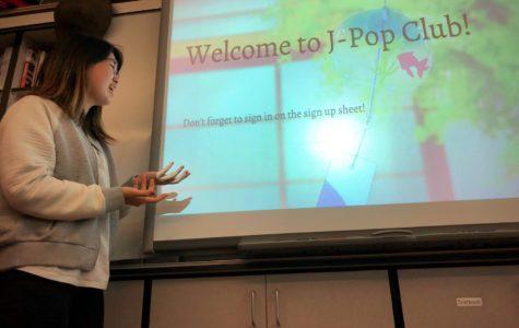 Japanese Pop Club embraces its culture