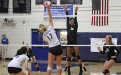 Girls Varsity volleyball falls to Archbishop Mitty in pre-season match