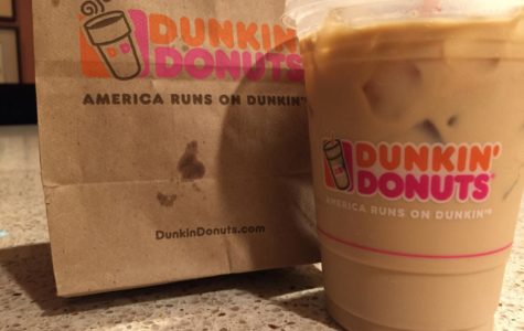 Dunkin' Donuts's coffee makes up for the doughnuts