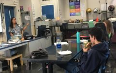 Interact Club provides members with volunteer opportunities