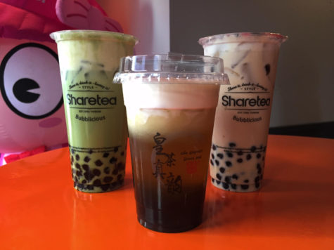 Boba tea pops onto the Bay Area scene