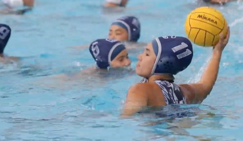 The Ups and downs of playing waterpolo