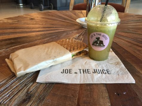 Joe & The Juice creates an urban vibe