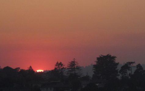 Camp Fire smoke burns sports schedules