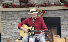 Folk songs bring holiday spirit into the community