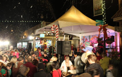 San Carlos holiday festivities light up the night