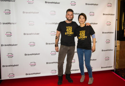 Brave Maker hosts their first private feature film screening