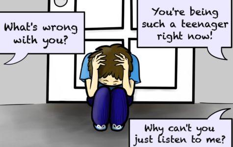 Teenagers need understanding, not fixing