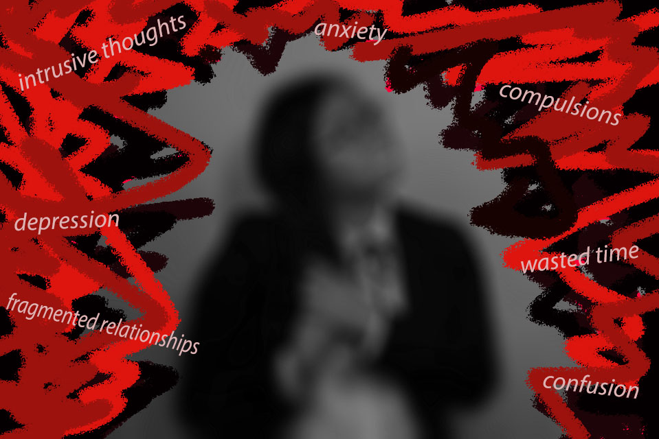 Obsessive-compulsive disorder is isolating and terrifying, filled with many diverse symptoms.
