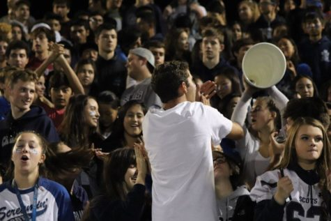 School spirit adds a new element to one's high school experience