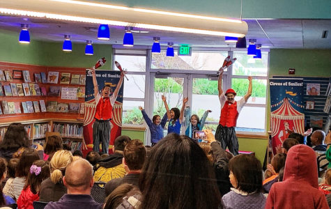 Gravity-defying circus spreads laughter through the youth of the San Carlos community
