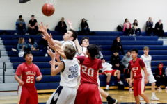 Scots fall short against undefeated Vikings