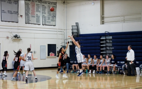 Girls basketball destroys the court and the Bearcats