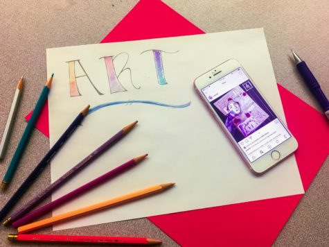 Social media gives new opportunities to aspiring artists