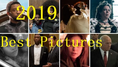 A Review of the 2019 Academy Award Nominations for Best Picture