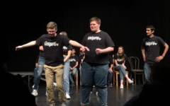 Carlmont's improv team improvises their way through the world