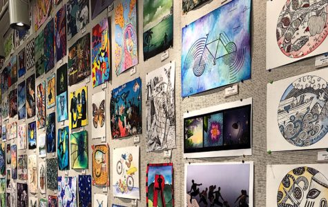 Art Show draws attention