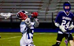 JV boys lacrosse settles the score with their rivals
