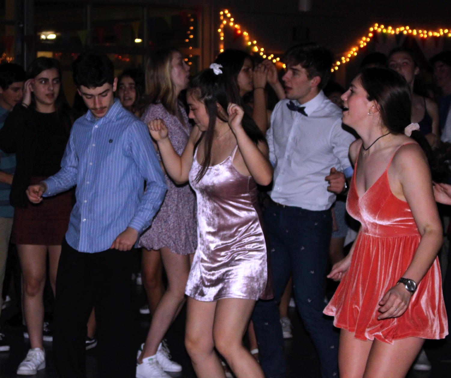 MORP brings together students from all parts of the school, including special education and ASB.