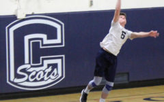 Boys varsity volleyball falls short against the Serra Padres