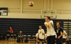 JV boys volleyball serves up another win for Carlmont
