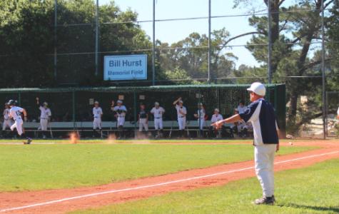 Carlmont JV baseball mercy-ruled the Menlo Knights