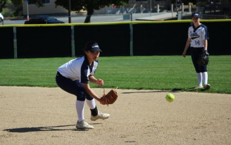 JV softball brings more wins for Carlmont