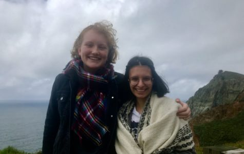 French exchange students say bonjour to California