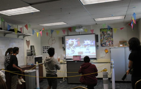 Wii Boxing tournament is a knockout among students