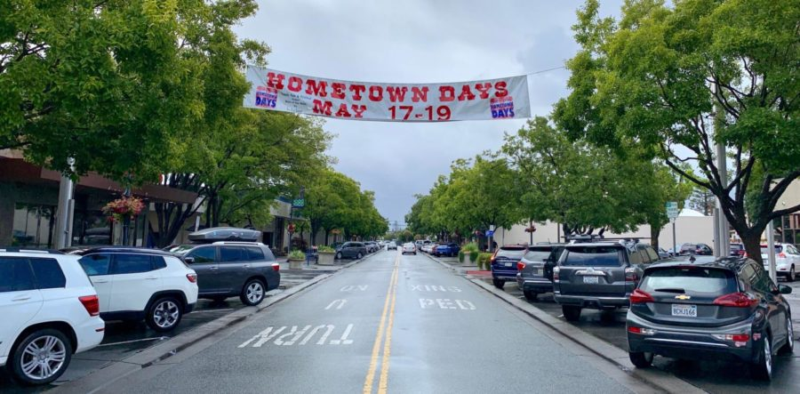 Hometown+Days+takes+place+annually+every+third+weekend+in+May.