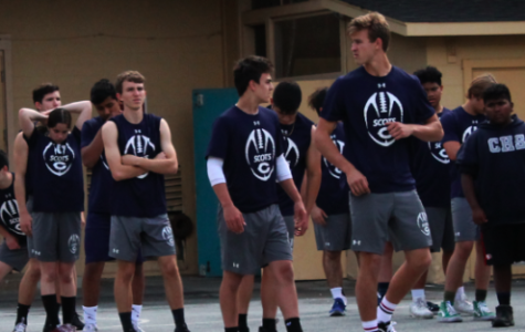 Varsity football's hard work continues during the offseason