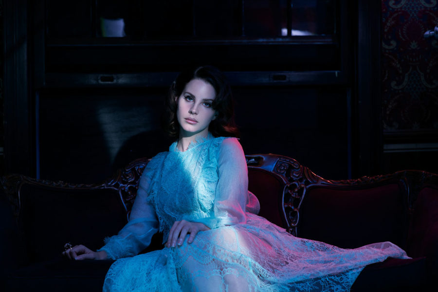 Lana+Del+Rey+poses+for+Complex+Magazine+while+promoting+her+2017+album+%22Lust+for+Life.%22+