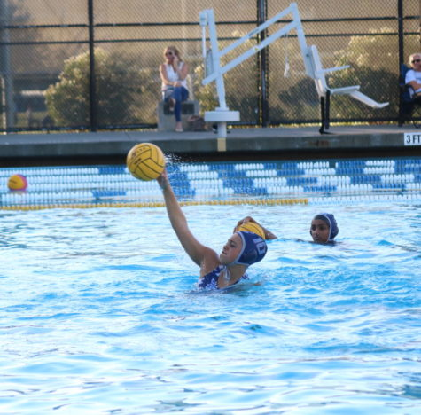 JV girls water polo falls to Notre Dame in the Battle of Belmont