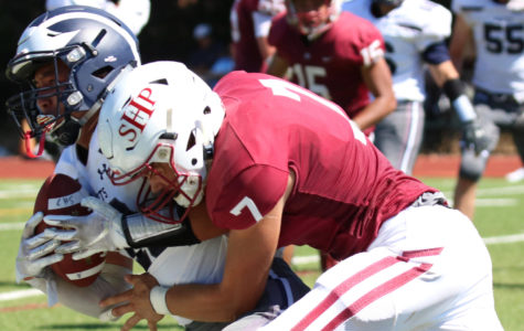 Carlmont falls to Sacred Heart Prep in rough season opener