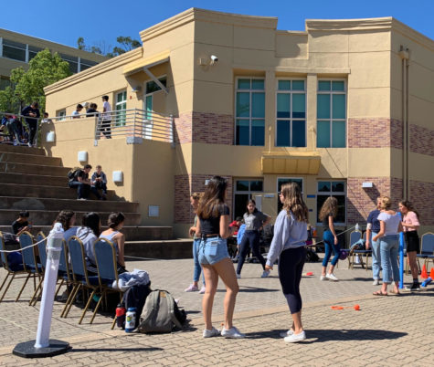 Students express support through nationwide walkout