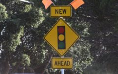 New Ralston traffic light causes congestion for commuters
