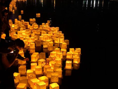 San Francisco Water Lantern Festival sparks joy in hearts of many