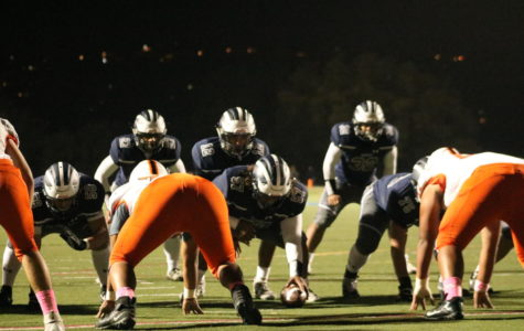 Carlmont varsity football barely loses to San Mateo in overtime
