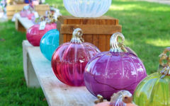 Great Glass Pumpkin Patch melds art and community