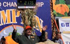 World championship pumpkin weigh-off was worth the 'weight'