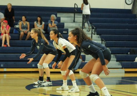 JV volleyball digs their way out of a two-game losing streak