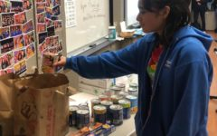 Canned food drive helps those in need through student participation