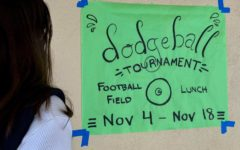 ASB promotes spirit with the dodgeball tournament