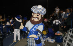 Scots show spirit at senior night tailgate